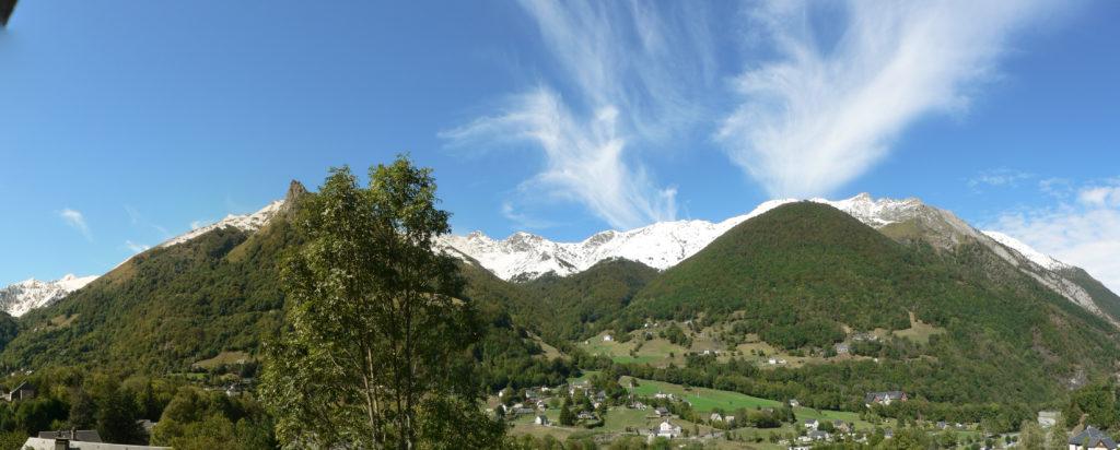 mORMot Landscape in Cauterets