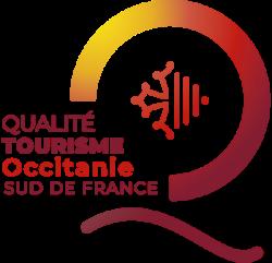 Logo Qualité Tourisme Occitanie