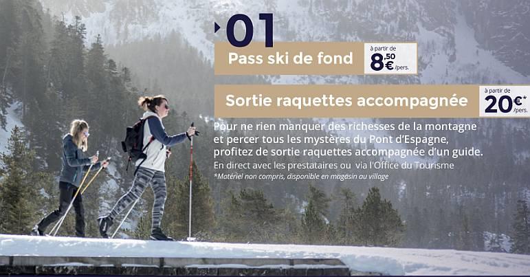 01 Pass Ski de Fond